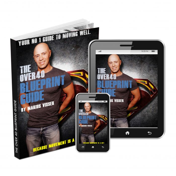 The Over 40 Blueprint Guide